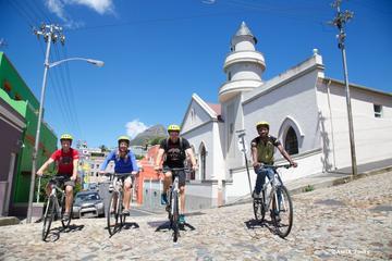 Excursão de bicicleta na Cidade do Cabo
