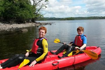Kayaking Tour  from Killarney Including Ross Castle
