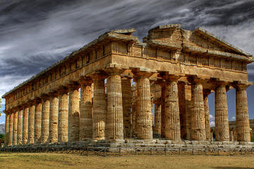 Salerno and Paestum Day Tour from...