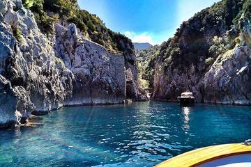 Semi-Private: Discover Sorrento and Capri - from Positano