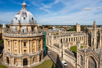 Private guided walking tour of Oxford