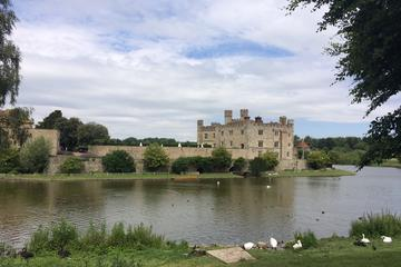 Private Tour of Leeds Castle and Canterbury