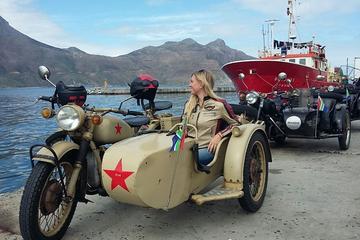 Experiência de excursão turística pela Cidade do Cabo em sidecar de...