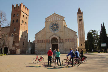Excursão de bicicleta: passeio de 3 horas ao redor de Verona