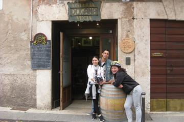 Verona Street Food and Wine Tour by Bike