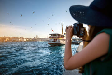Long Bosphorus Tour From Istanbul