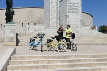 Tour op elektrische fiets door Boedapest