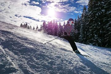 Privé Snow DayTrip sur les Alpes