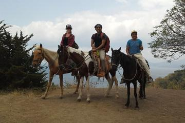 Horseback Riding at Lake Atitlan from Panajachel