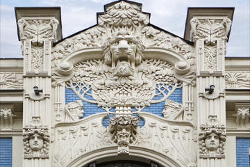 Old Town and Art Nouveau Walking Tour...