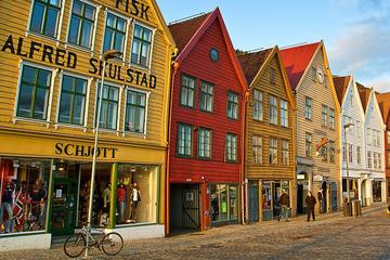 Private Shore Excursion: Bergen By Car