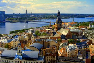 Rundgang durch die Altstadt von Riga