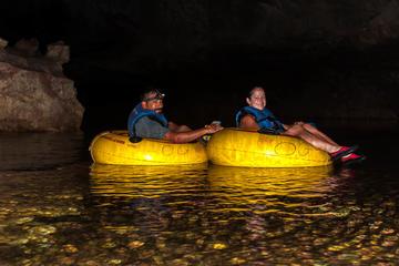 Altun Ha Cave Tubing and Zip line...