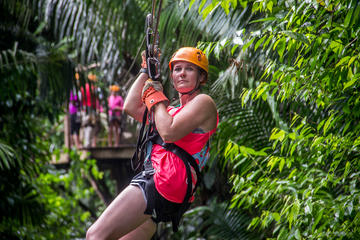 Private Cave Tubing and Zipline...
