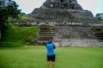Xunantunich Mayan Ruin And Cave Tubing