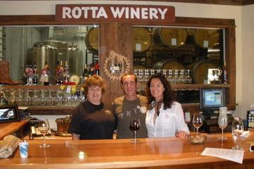 Book Hop-On Hop-Off Wine Tour from San Luis Obispo and Pismo Beach on Viator