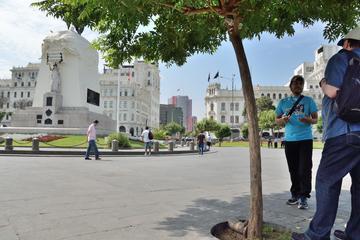 Excursão particular ao centro histórico de Lima com um guia local