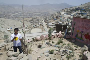 Recorrido por las comunidades locales de Lima