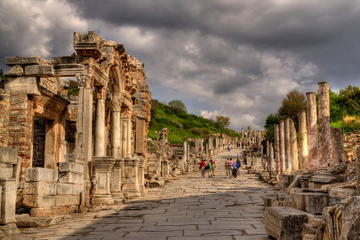 Full-Day Tour of Ephesus Ancitent City, House of Virgin Mary and...