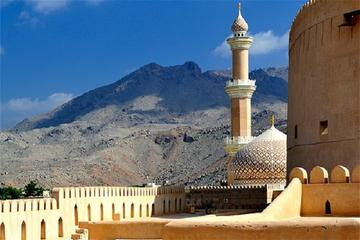 Full-Day Tour: Nizwa, Jabreen Castle and Bahla Fort from Muscat