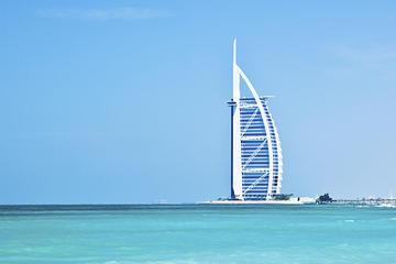Nachmittagstee in Burj Al Arab und ein Besuch des Burj Khalifa auf...