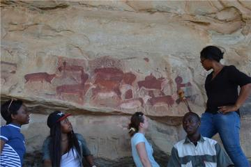 Kamberg Bushman Rock Paintings Tour...