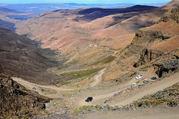 Sani Pass e Lesotho in 4x4 da Durban