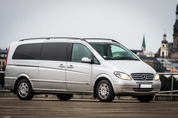 Private minivan transfer from Riga International Airport to Jurmala