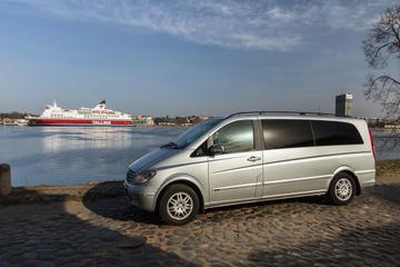 Private Minivan Transfer from Vilnius to Riga