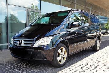 Vilnius Airport Minivan Transfer to City Centre