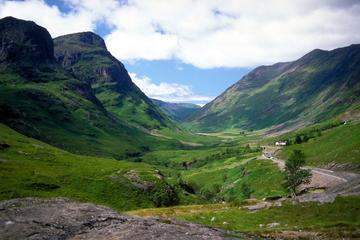 Kleingruppenausflug von Edinburgh zum Loch Ness und die Highlands