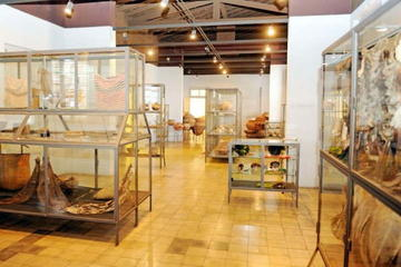 Private Seven Museums of Asuncion...
