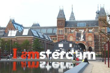 Excursão a pé privada em Amsterdã...