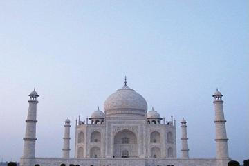 Para o Taj Mahal e back- viagem no...