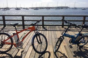 Aluguel de bicicleta elétrica em...