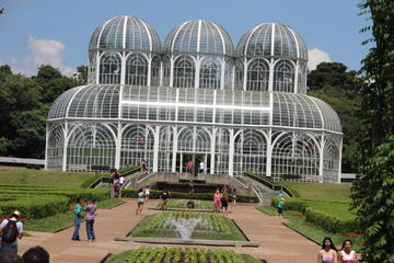 Private City Tour of Curitiba: Parks and Panoramic