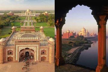 Sunrise Taj Mahal Tour da Delhi