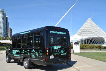 Day Trip Milwaukee Sightseeing City Tour near Milwaukee, Wisconsin