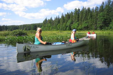 Book 3-Day Algonquin Park Canoe Trip on Viator