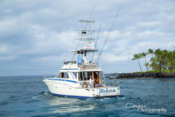 Alquiler de día completo de pesca deportiva
