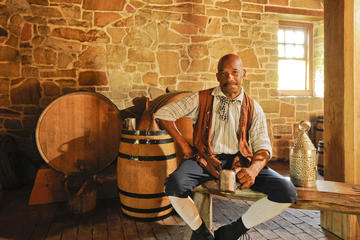 Book 45-Minute Tour of George Washington's Distillery & Gristmill near Mt Vernon on Viator