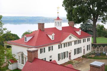 Billet d'entrée à Mount Vernon