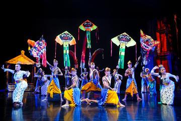Devdan-show: Schat van de archipel