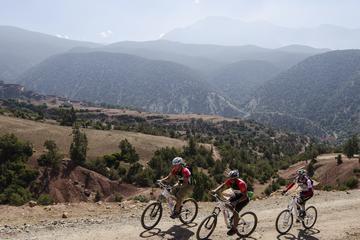 6-Day Mountain Biking Tour in the Atlas Mountains from Marrakech