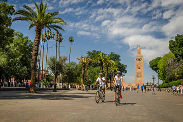 Marrakech City Bike Tour
