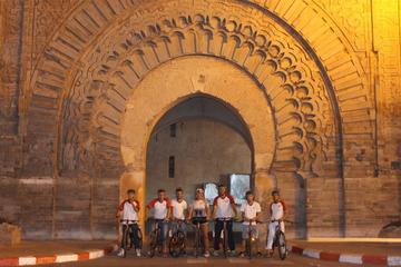 Marrakech Evening Bike Tour with Tastings and Tangia Dinner