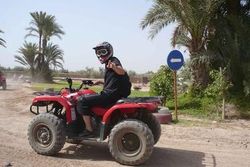 2 hours Marrakech Palm Grove Quad Biking