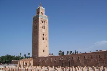 3-Hours Monuments and Souks Tour in Marrakech
