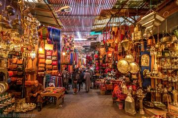Marrakech City Guided Day Tour with Lunch
