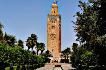 Private Day Tour to Marrakech from Casablanca